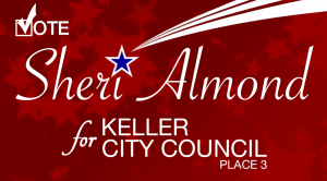 Sheri Almond For Keller City Council
